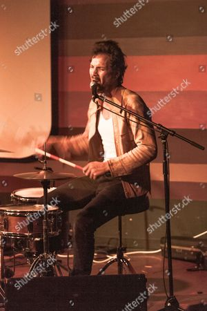 Editorial photo of Simone Felice in concert at the Glee Club, Birmingham, Britain - 05 Jul 2013