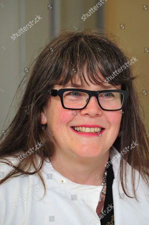 Editorial photo of Zandra Rhodes becomes the Mayor of London's ambassador for breast cancer, Guys Hospital, London, Britain - 09 Jul 2013