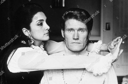 CHUCK CONNORS AND HIS WIFE