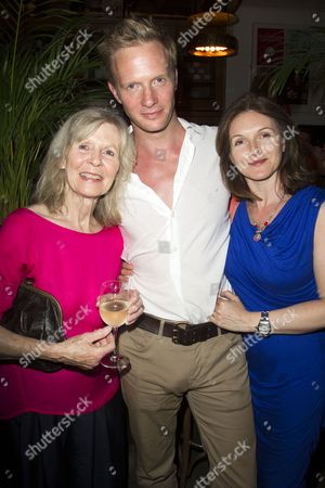 Angela Thorne (Mrs Wilberforce), Rupert Penry Jones and Dervla Kirwan