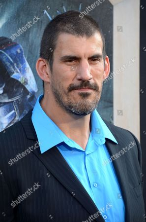 Editorial image of 'Pacific Rim' film premiere, Los Angeles, America - 09 Jul 2013