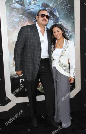 Editorial picture of 'Pacific Rim' film premiere, Los Angeles, America - 09 Jul 2013
