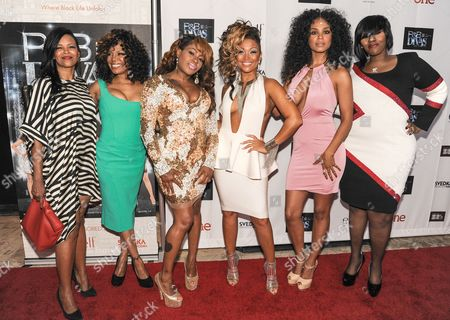 Dawn Robinson, Michel'le, Lil' Mo, Chante Moore, Claudette Ortiz, Kelly Price