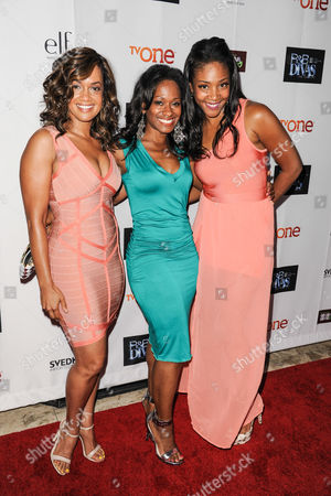 Editorial image of 'R&B Divas: LA' TV Series launch at the London Hotel in West Hollywood, California, America - 09 Jul 2013