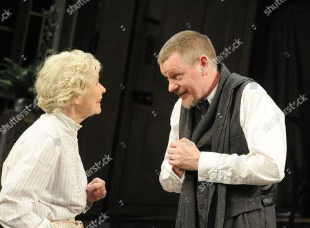 Angela Thorne as Mrs Wilberforce, John Gordon Sinclair as Professor Marcus