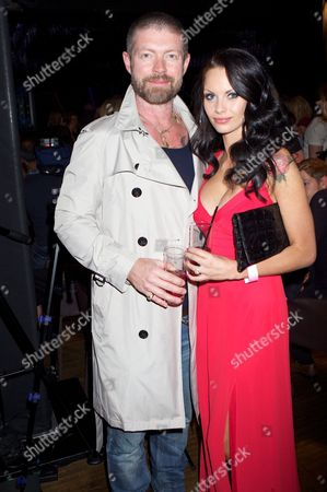 Stock Image of Lee Stafford & Jessica Jane Clements