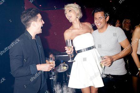Josh Coombs, Holly Croft & Ollie Locke