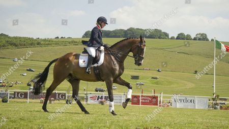 Laura Collett on Kauto Star