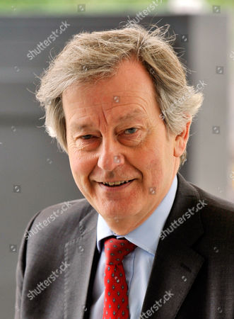 Chair Of The Health Select Committee Stephen Dorrell Mp Arrives At The Nhs Confederation Conference At Manchester Central Conference Centre.