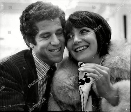 Editorial photo of Actor Tony Roberts Anthony Roberts With Dancer Jenny Lyons Later His Wife David Anthony 'tony' Roberts (born October 22 1939) Is An American Actor. He Is Best Known For His Roles In Several Woody Allen Movies Usually Cast As Allen's Best Friend. S