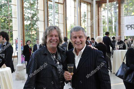 Keith Emerson Carl Palmer