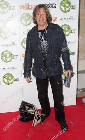 London United Kingdom - September 5: British Keyboard Player And Composer Keith Emerson at the Progressive Music Awards At Kew Gardens September 5