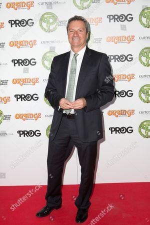 London United Kingdom - September 5: British Television Presenter Gavin Esler at the Progressive Music Awards At Kew Gardens September 5
