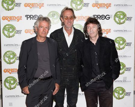 Tony Banks Mike Rutherford Steve Hackett