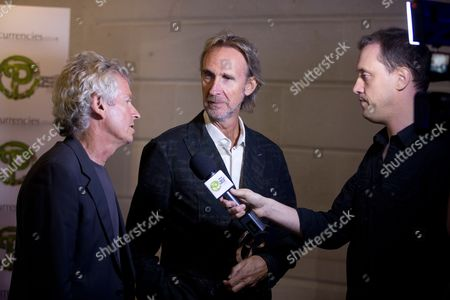 Tony Banks Mike Rutherford