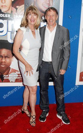 Editorial photo of 'Grown Ups 2' film premiere, New York, America - 10 Jul 2013