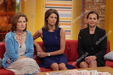 Stock Picture of Charlotte Cory, Liz Fraser and Amanda McAlister