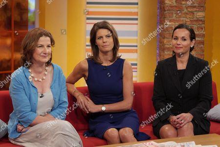 Editorial image of 'Daybreak' TV Programme, London, Britain - 11 Jul 2013