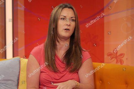 Editorial image of 'Lorraine Live' TV Programme, London, Britain - 11 Jul 2013