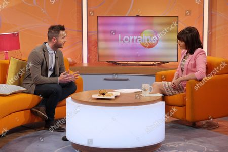 Editorial picture of 'Lorraine Live' TV Programme, London, Britain - 11 Jul 2013