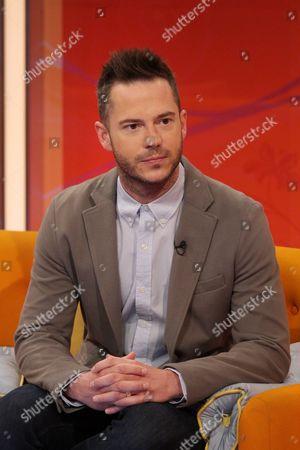 Editorial photo of 'Lorraine Live' TV Programme, London, Britain - 11 Jul 2013