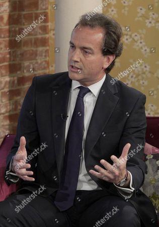 MP Nick Hurd