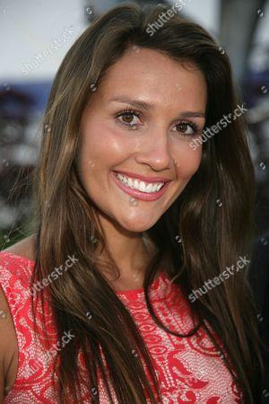 Stock Picture of Melissa Ashton