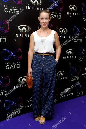 Editorial picture of 'Infiniti Gate' event at The London Film Museum, London, Britain - 11 Jul 2013
