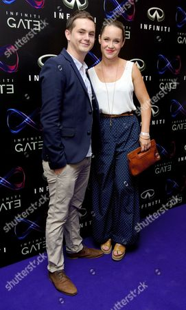 Editorial picture of 'Infiniti Gate' event at The London Film Museum, London, Britain - 11 Jul 2013