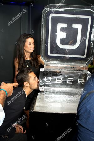 Editorial picture of Uber's 1st Birthday Party and launch of UberX, London, Britain - 11 Jul 2013