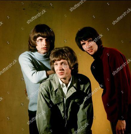 Walker Brothers - John Maus, Scott Walker and Gary Walker