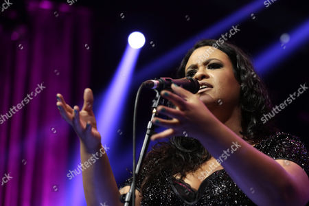 Editorial picture of 47th Montreux Jazz Festival, Switzerland - 12 Jul 2013