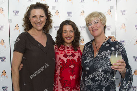 Stock Picture of Kim Ismay, Dianne Pilkington and Jane Milligan
