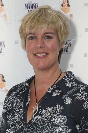 Stock Image of Jane Milligan (Rosie)