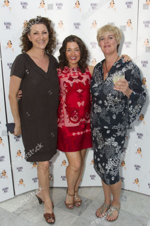 Stock Photo of Kim Ismay, Dianne Pilkington and Jane Milligan