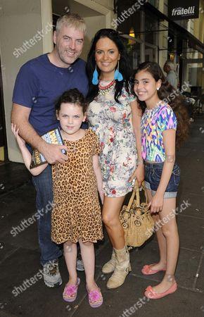 Editorial picture of 'Mamma Mia' musical cast change at the Novello Theatre, London, Britain - 13 Jul 2013