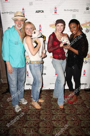 Editorial photo of Broadway Barks 15th Annual Adoption Event, New York, America - 13 Jul 2013