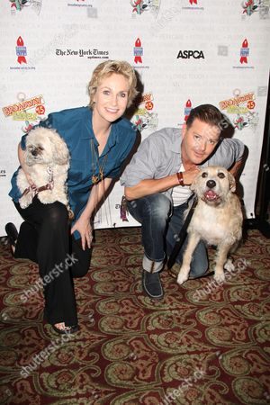 Jane Lynch, Clarke Thorell