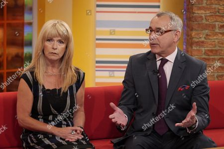 Toyah Willcox and Roy Lilley