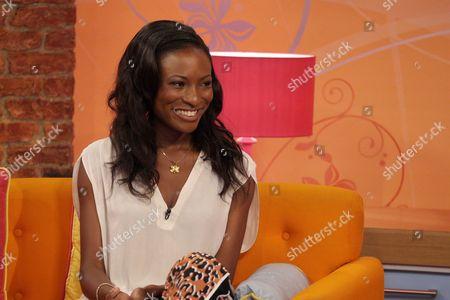 Editorial picture of 'Lorraine Live' TV Programme, London, Britain - 15 Jul 2013