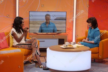 Editorial image of 'Lorraine Live' TV Programme, London, Britain - 15 Jul 2013