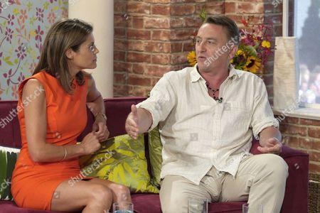 Liz Fraser and Piers Hernu