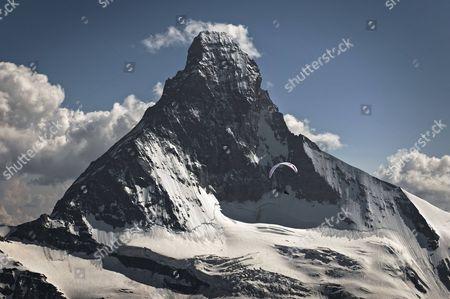 Editorial image of Red Bull X-Alps 2013, Switzerland - 11 Jul 2013
