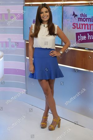 Editorial photo of 'This Morning' TV Programme, London, Britain - 16 Jul 2013