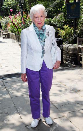 Editorial image of Frank Thornton memorial service at St.Paul's Church, Covent Garden, London, Britain - 12 Jul 2013