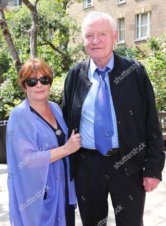 Isla Blair and Julian Glover
