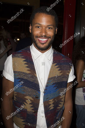 Editorial image of 'A Season in the Congo' play press night after party, London, Britain - 16 Jul 2013