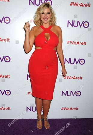 Editorial photo of NUVOtv Network Launch Party, Los Angeles, America - 16 Jul 2013