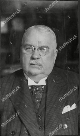 Editorial image of Andrew Weir 1st Baron Inverforth (died 9/55) Head Of Andrew Weir And Co. Shipowners Of Glasgow. In The First World War He Served As A Minister In The Coalition Government.