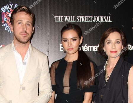 Ryan Gosling, Yayaying Rhatha Phongam and Kristin Scott Thomas